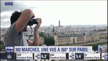Prenez de la hauteur avec la Tour Saint-Jacques, le monument vient de rouvrir et la vue est superbe !