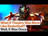 Theatre Could Be as Exciting as Sports — In Fact, It Once Was | Diane Paulus