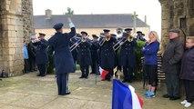 74e D-Day. Cérémonie au Mémorial franco-américain