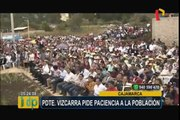 Cajamarca: presidente Vizcarra inauguró moderno hospital en Cajabamba