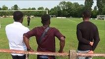 Alsace : dérapages racistes lors d'un match de foot amateur