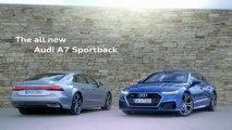 Audi A7 Sportback 2018 - Interior and Exterior _ NEW AUDI Sportback