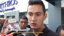 Chivas hizo oficial el fichaje de Raúl Gudiño