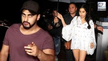 Arjun Kapoor SLAMS Media For Trolling Janhvi Kapoor For Her Short Dress