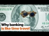Why bankers are like time travelers who grab value from the future | Yanis Varoufakis