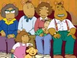 Arthur 01x14 - Arthur the Wrecker; Arthur and the True Francine