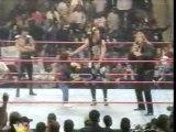 WWE - WWF RAW DX HHH HBK Michaels brings out Bret Hart midge