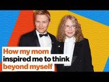 Ronan Farrow: How my mom inspired me to think beyond myself