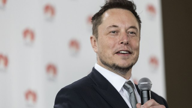 Elon Musk Chokes Up at Tesla Shareholders Meeting