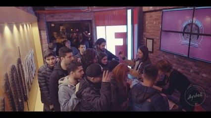 Sansar Salvo @ IF Beşiktaş Trailer (22.02.2018)