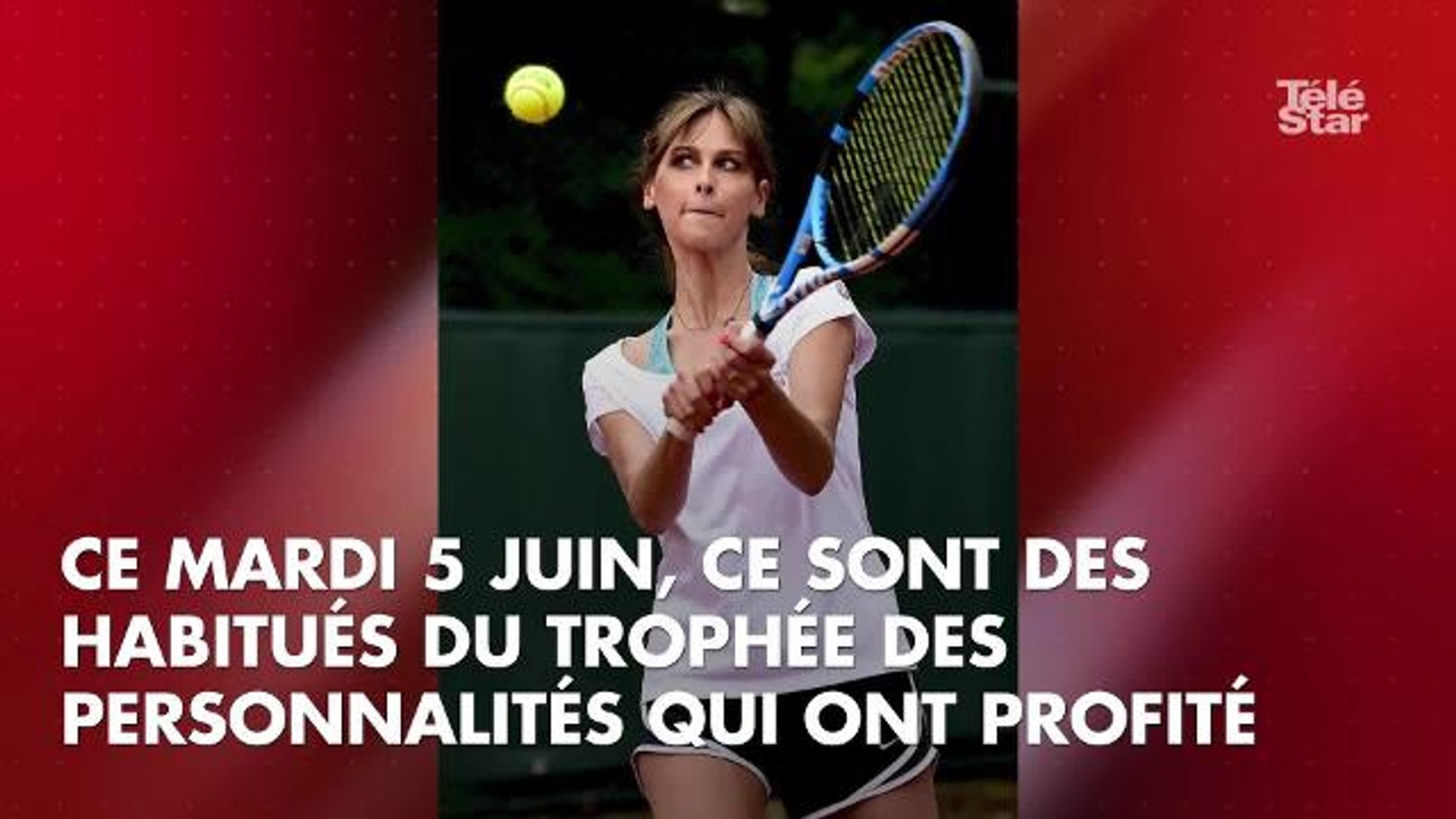 PHOTOS. Ophélie Meunier, PPDA, Laurent Maistret… Les people s'éclatent au Trophée des personnal