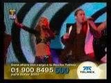 Rbd singing besame sin miedo in teleton 2007