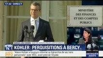 Affaire Kohler : Bercy perquisitionné cet après-midi par les enquêteurs