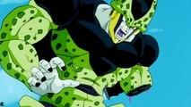 Dragon Ball Z - Sangohan force Cell à recracher C-18