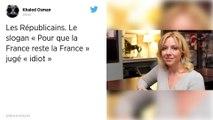 """""""Pour que la France reste la France"""" : le tract qui sème la discorde au sein des Républicains."""