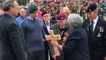 Les vétérans se retrouvent 74 ans après le Débarquement