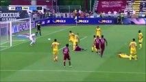 1-1 Lucas Chiaretti Goal Italy  Serie B  Promotion Play-Off SF - 06.06.2018 Cittadella 1-1 Frosinone