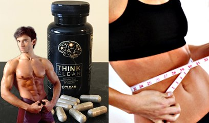 THINK CLEAR BRAIN BOOSTING SUPPLEMENT & SPRING SHAPE-UP TIPS | Fit Now with Basedow