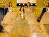 Miss France défilé des 5 finalistes