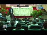 RTG / Semaine nationale de l'environnement - Débat au ministère des eaux et forêts