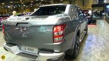 2020 Mitsubishi L200 Walkaround 2019 Geneva Motor Show