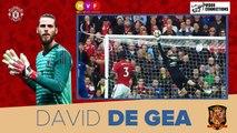 Lineup of 11 Man United players for the 2018 World Cup || Đội hình 11 cầu thủ Man United dự World Cup 2018