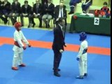 Karaté Combat Finale Open International Benjamins
