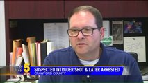 Intruder Shot in Head by Homeowner Later Arrested During Traffic Stop, Arkansas Sheriff Says