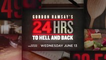"""Gordon Ramsay's 24 Hours To Hell & Back (FOX) """"The Clock is Ticking"""" Promo (HD)"""