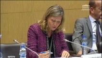Commission des lois : Mme Nicole Belloubet, garde des Sceaux, ministre de la Justice, sur le projet de loi constitutionnelle pour une démocratie plus représentative, responsable et efficace  - Mercredi 6 juin 2018