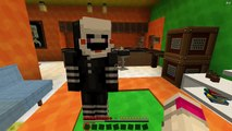 The Puppet Song | FNaF Minecraft Music Video - video dailymotion