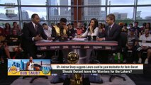 Stephen A.: Warriors fans envision 'LeBron James, Kevin Durant, Steph Curry' | First Take | ESPN