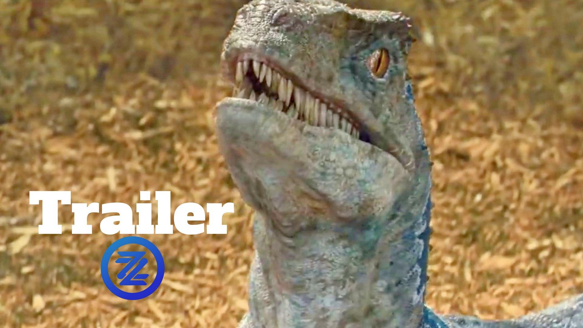 Jurassic World: Fallen Kingdom Trailer -