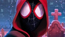 Spider-man: Into The Spider-verse Official Trailer