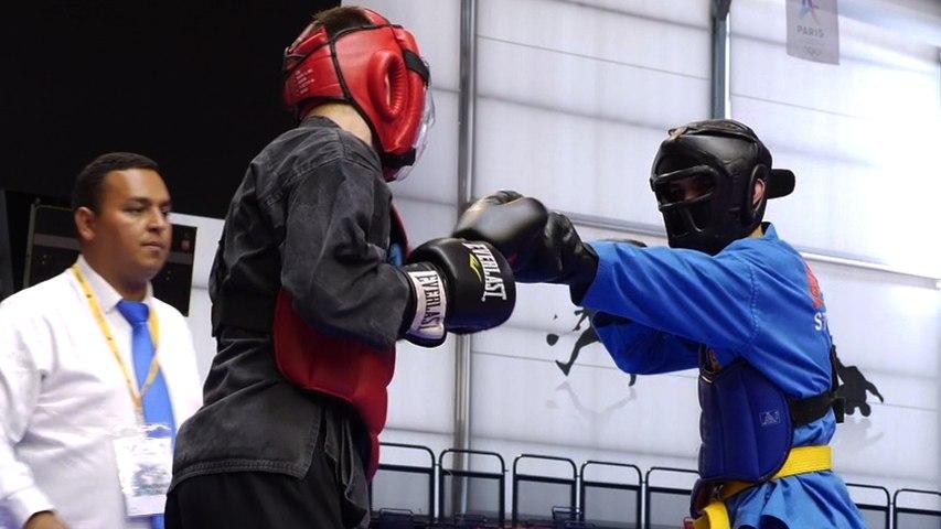 [Clip] Championnats de France AMV Combats Cadets & Juniors 2018