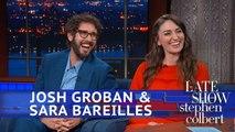 Josh Groban & Sara Bareilles Want To Feature You On The Tonys