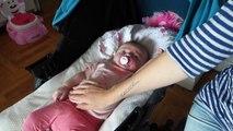 Bebe pleure bebe bobo - Vlog famille
