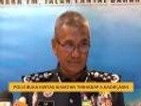 Polis buka kertas siasatan terhadap A. Kadir Jasin