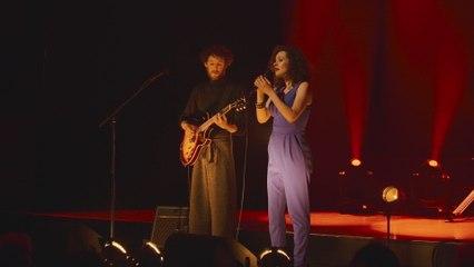 Nora Fischer - Intorno All'Idol Mio (Arr. Voice & Electric Guitar)