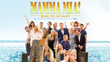 "Cast Of ""Mamma Mia! Here We Go Again"" - Waterloo"