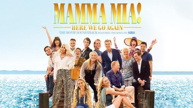 "Cast Of ""Mamma Mia! Here We Go Again"" - Waterloo"