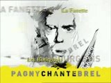 Florent Pagny : Pagny chante Brel (Pub TV)