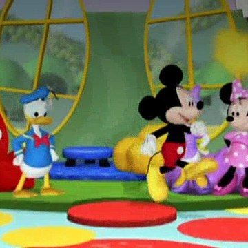 [01x08] Mickey Mouse Clubhouse - Dingo sur Mars