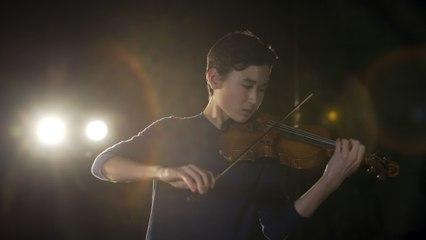 Daniel Lozakovich - J.S. Bach: Partita for Violin Solo No. 2 in D Minor, BWV 1004, 5. Chaconne