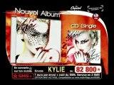 """Kylie minogue : """"X"""" (Pub TV)"""
