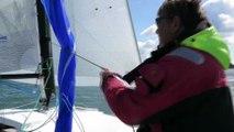 Balade dans le golfe du Morbihan sur le Tricat 20