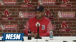 Alex Cora takes the Red Sox to their fourth straight win