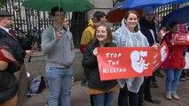 حراك في إيرلندا الشمالية لتشريع الإجهاض وبريطانيا تؤيد دون صلاحيات
