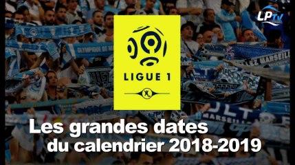 L1-OM : les grandes dates du calendrier 2018-19