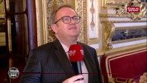 Asile et immigration : le sénateur PS Jean-Yves Leconte reconnaît « une espèce d'équilibre » dans le texte du Sénat